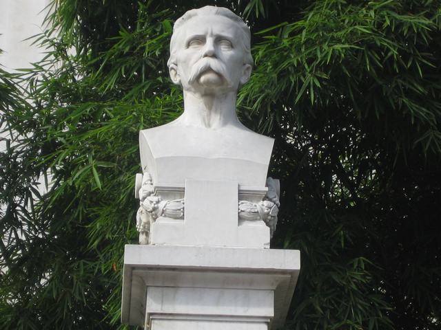 Valle del Cauca - Cali - Monumento a Jorge Isaacs